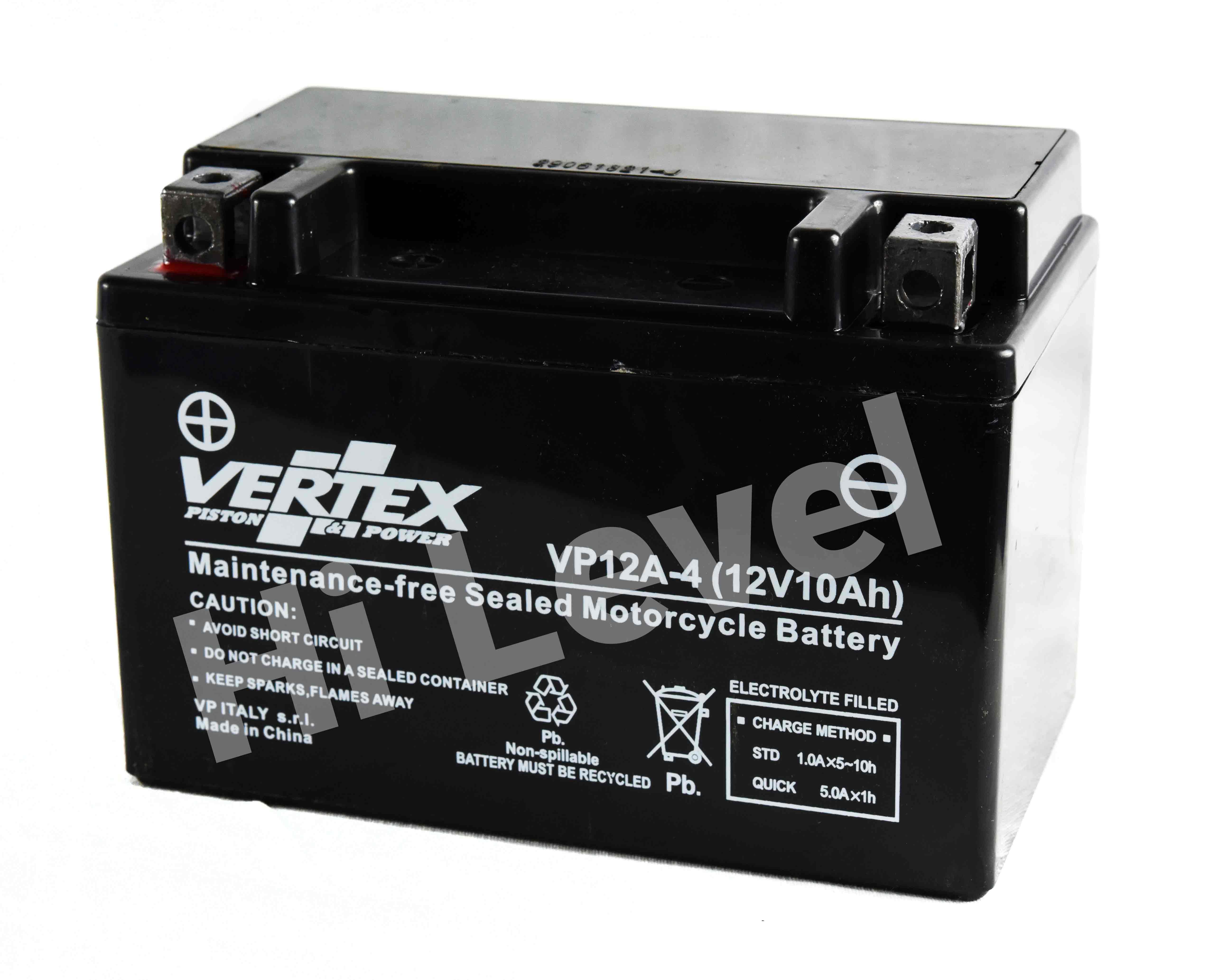 Vertex agm battery for Aprilia Tuono 1000 V4 R 167