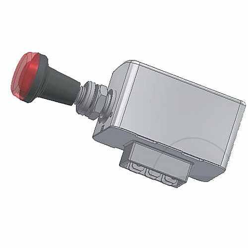 Warning Flashing system 12V  For Piaggio 118.20.39