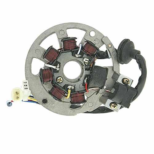 Stator  For Rivero 700.09.38