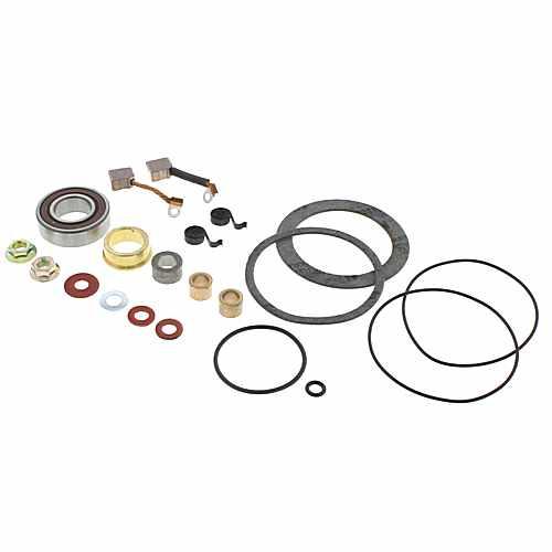 Starter Motor Repair Kit Excluding Holder Arrowhead  For Honda 700.10.05