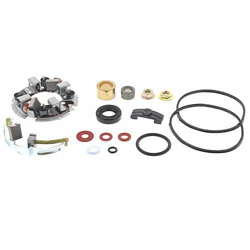 Starter Motor Repair Kit With Holder Arrowhead  For Honda 700.11.86