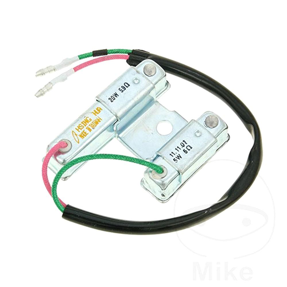 Light Resistor Gy6 50/125/150Ccm  For Kymco 705.03.16