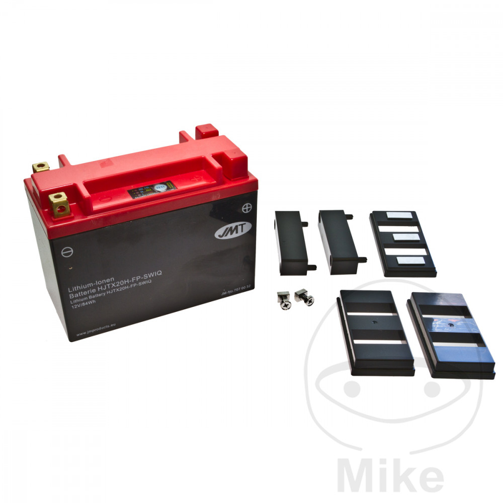 Battery Motorcycle Hjtx20H-Fp JMT Lithium Ion Battery  For Honda 707.00.32