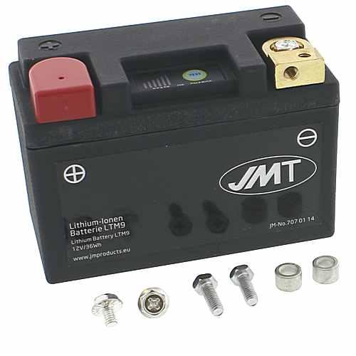 Battery Motorcycle LTM9 JMT Premium LTM Lithium Ion  For Triumph 707.01.14