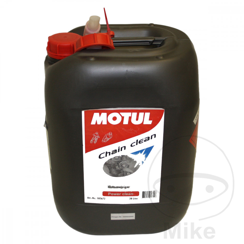 Chain Cleaner 20L Motul C1 Chain Clean 714.01.32