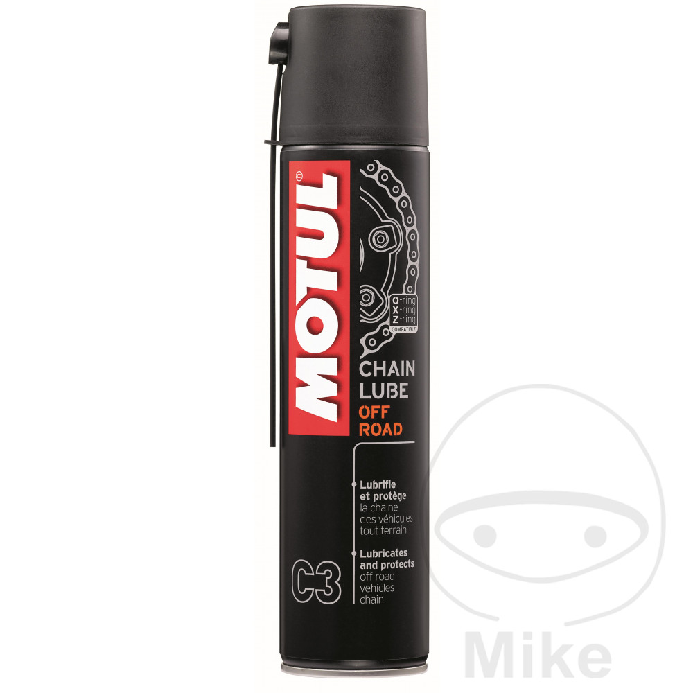 Chain Lube 400Ml Motul C3 Chain Lube Off Road 714.01.36