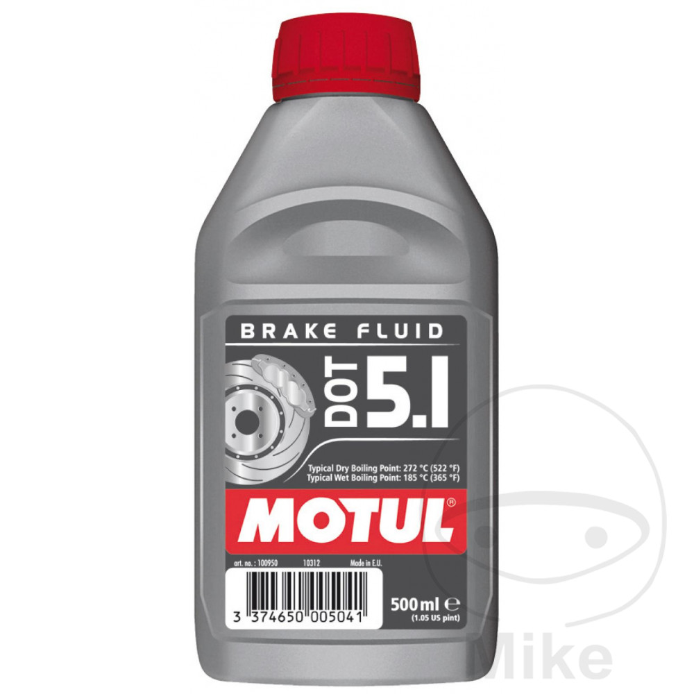 Brake Fluid Dot5.1 0.5L Motul 714.01.41