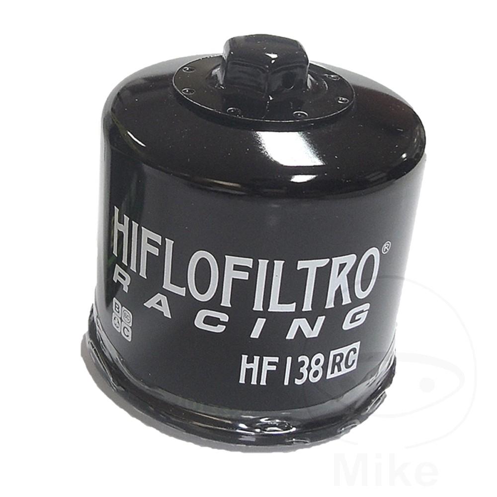 Oil Filter Hiflo Racing Hf138Rc  For Kawasaki 723.02.69