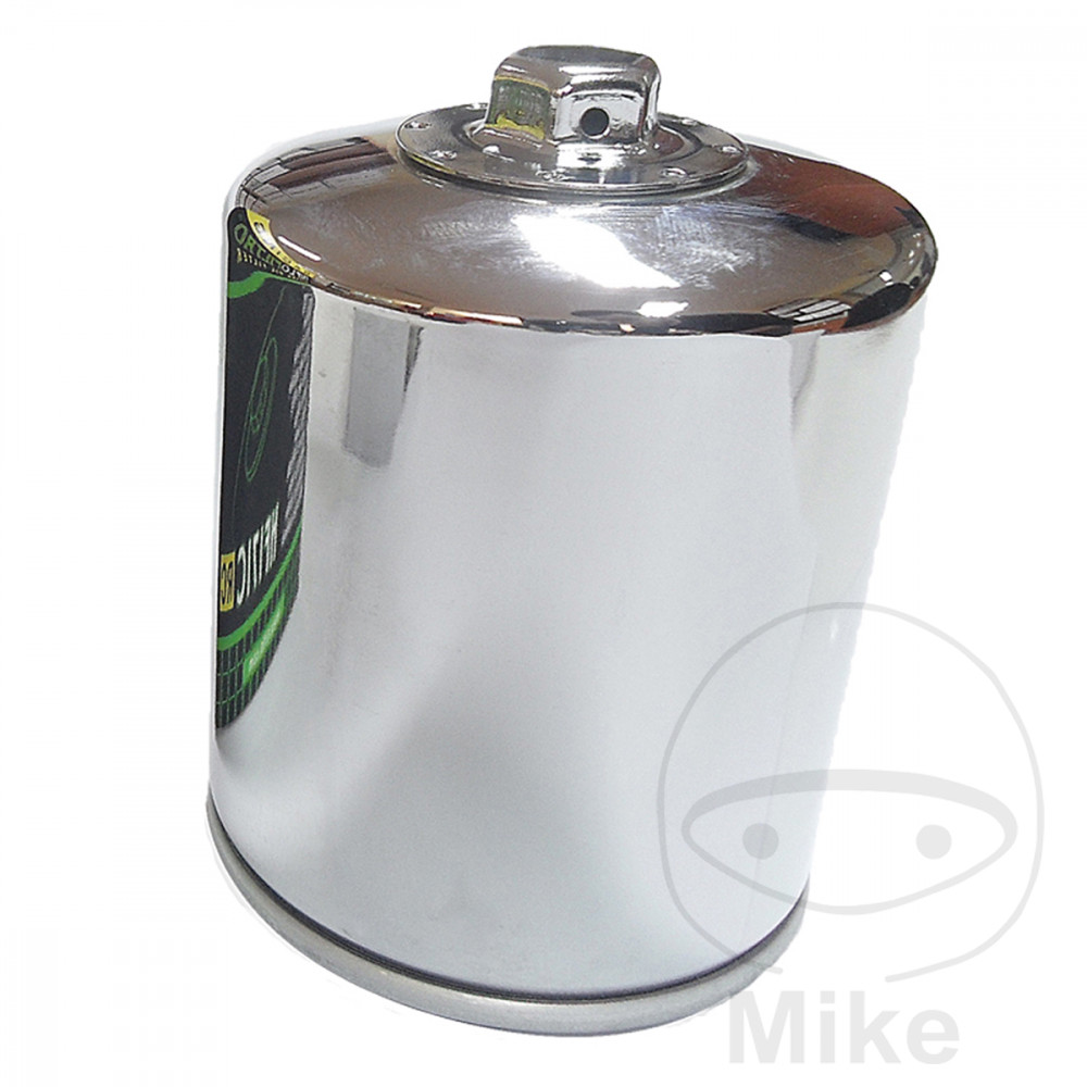 Oil Filter Hiflo Racing Hf171Crc Chrome  For Harley Davidson 723.02.72