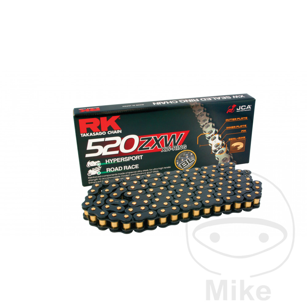 Rk Xw-Ring Gb520Exw/096 Open Chain With Rivet Link For