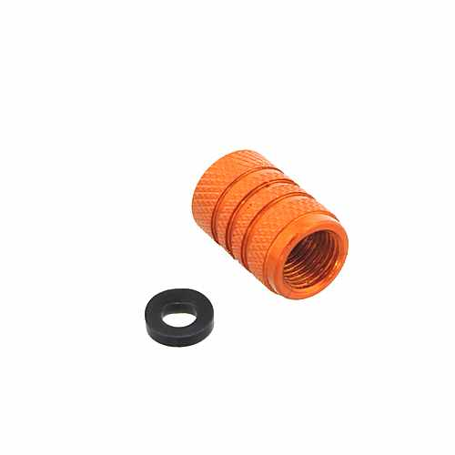 aluminium Valve Cap Jmp Orange  For Cectek 736.01.72