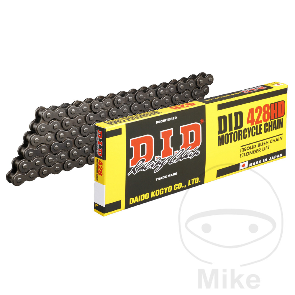 DID D.I.D Standard Chain 428Hd/088 Open Chain With Spring Link For Masai 748.02.11