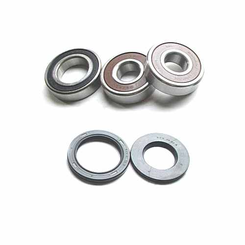Wheel Bearing And Seal Kit  For Kawasaki 752.01.13
