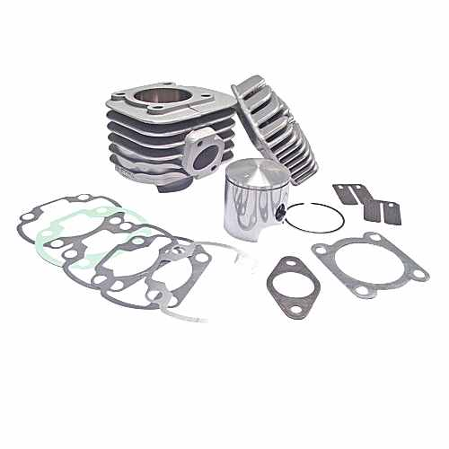 Athena Cylinder Kit 70Cc 12 MM Pin With Cylinder Head  For Sachs 756.92.54