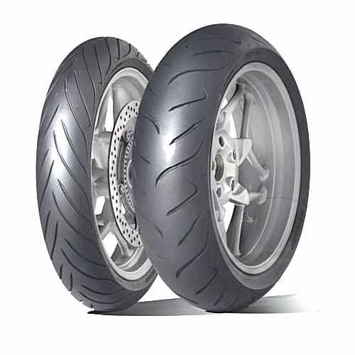 190/50Zr17 (73W)Tl Roads2 Tyre Dunlop Roadsmart 2  For Kawasaki 880.13.60