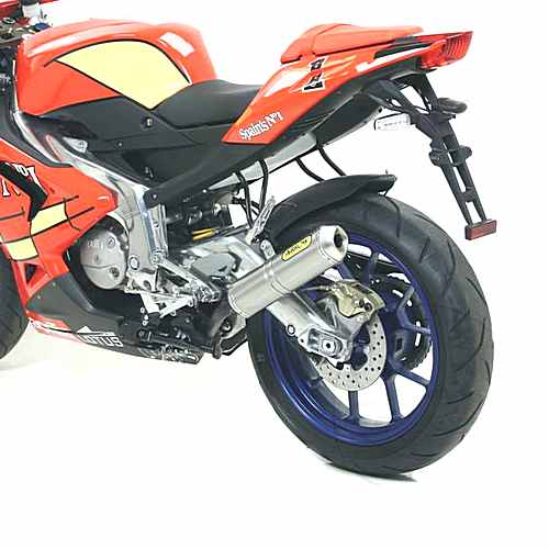 Arrow Exhaust Does Not Include Silencer 7820202  For Aprilia 782.02.03