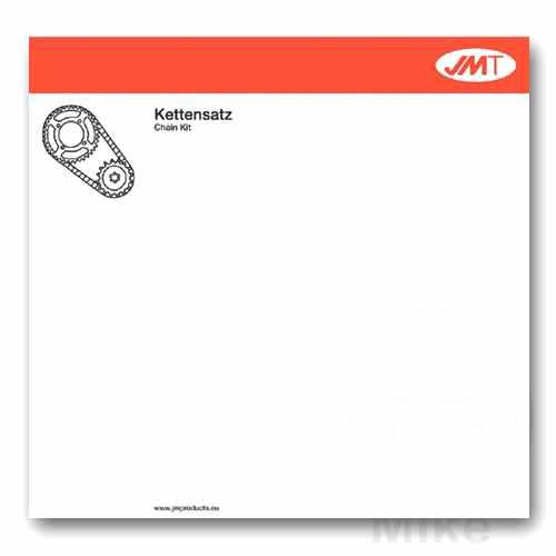 Chain Kit Aprilia Rs 125 Extrema Jmt X-Ring 520X2Gold Open  For Aprilia 790.00.56