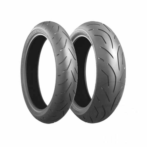 150/60Zr17 (66W)Tl S20 R Tyre Bridgestone  For Sachs 880.03.11