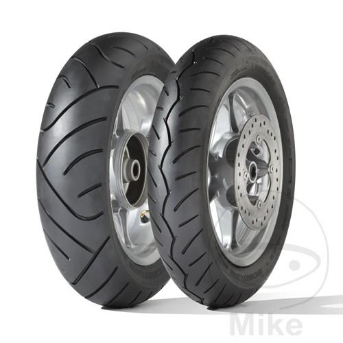 110/90-12 64Ptl Scootsmart Tyre Dunlop  For Baotian 880.56.74
