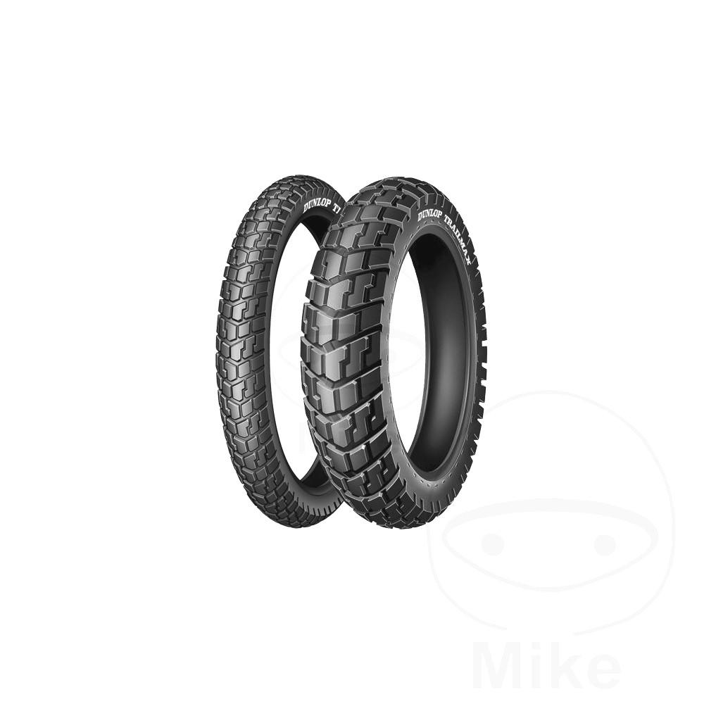 120/90-10 57Jtl Trailmax Tyre Dunlop  For Piaggio 881.81.89