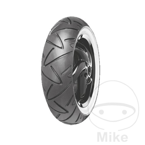 130/70-12 62Ptl Twist Ww Tyre Cti  For Sachs 881.89.65