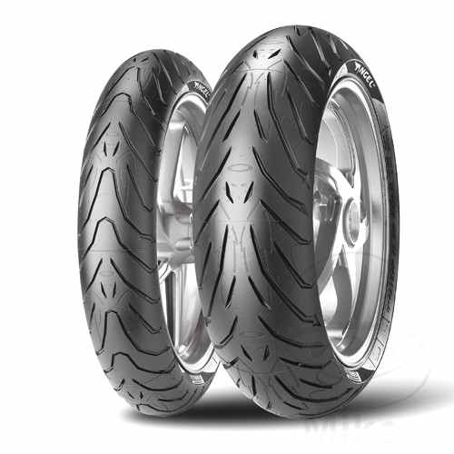 120/60Zr17 (55W)Tl Angel Tyre Pi Angel Gt Front  For Ducati 880.59.11