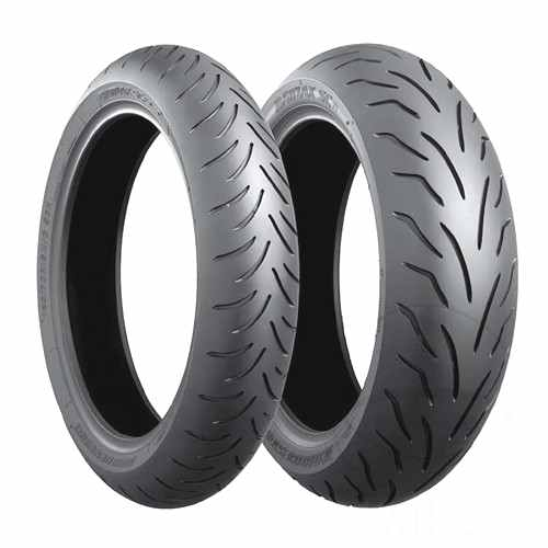 150/70-13 64Stl Sc1 R Tyre Bs Sc1  For Kawasaki 880.33.33
