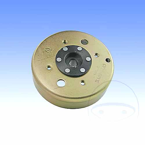 Generator Flywheel Rotor Lima 139 Qmb 2 Pin Connection  For Luxxon 700.04.90