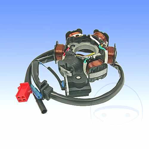 Stator Gy6 125 6 Spool  For Baotian 700.08.70