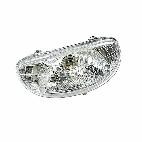 Headlight Complete E Marked  For ATU 705.01.31