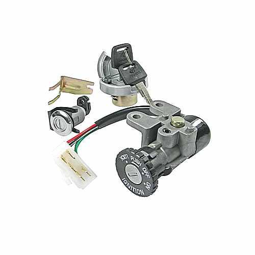 Lock Set  For Flex Tech 705.43.49