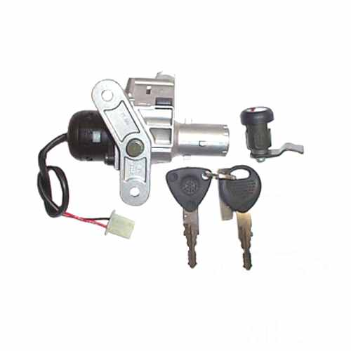 Lock Set 2 pcs  For Honda 705.43.98