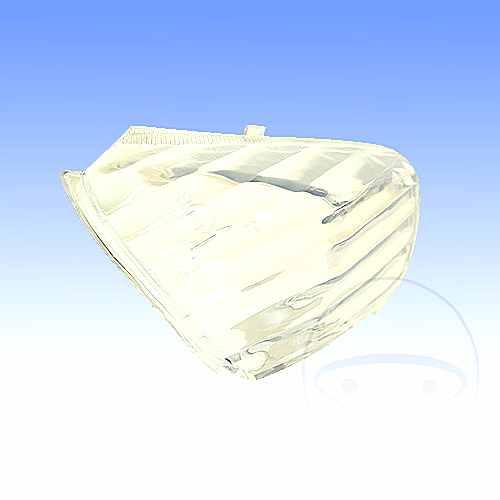 Indicator Lens White E-Marked  For AGM 705.77.48