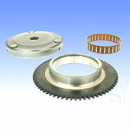 Starter Clutch Free Wheel 16 MM - With Starter Gear  For Sachs 706.31.42