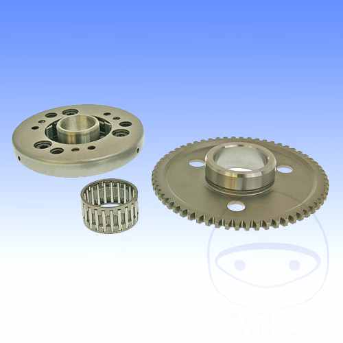 Starter Clutch Free Wheel With Starter Gear  For Sachs 706.31.59