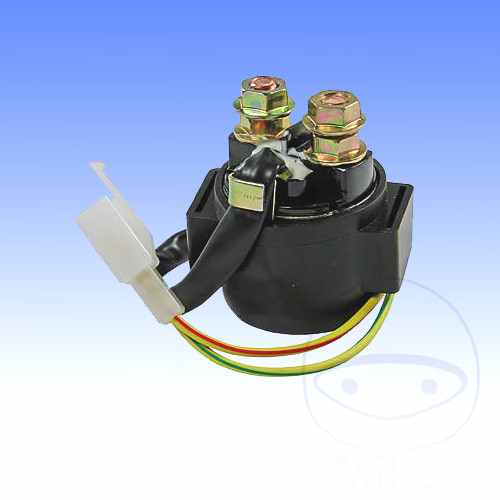 Starter Solenoid Relay Gy6 125/150Cc  For Flex Tech 706.31.67