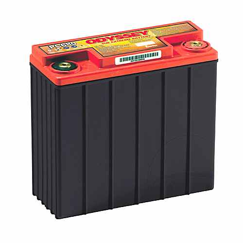 Motorcycle Battery Pc680 Hawker Odyssey Pre Filled  For MV Agusta 707.70.27
