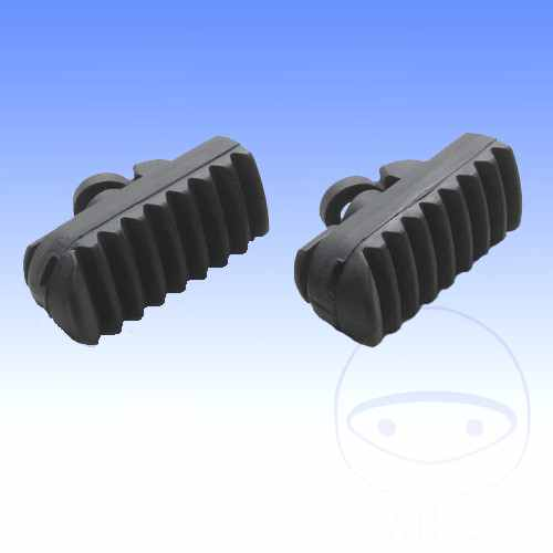 Footrest Rubbers  For Honda 710.24.37
