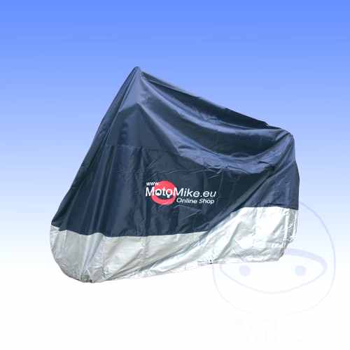 Bike Cover Scooter Jmp Blue/Silver 205Cm Long  For AJS 711.55.61