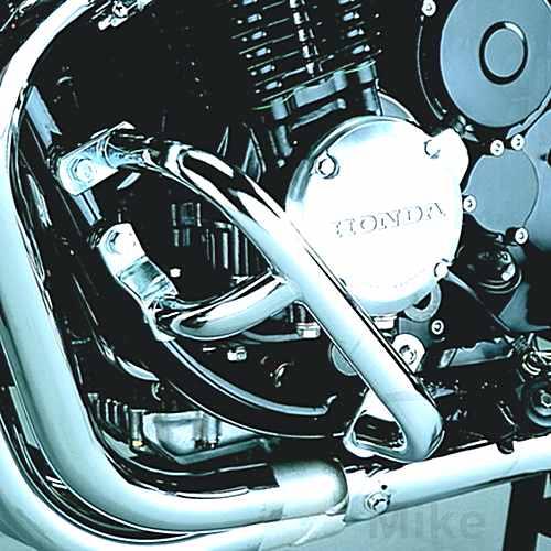 Crashbar Front Chrome  For Honda 711.62.39