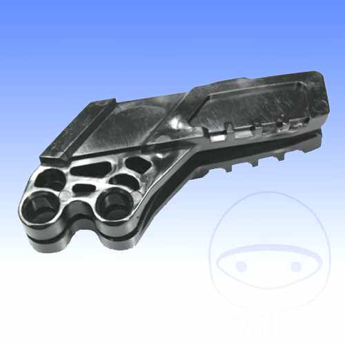 Chain Guide Black  For Kawasaki 716.18.62