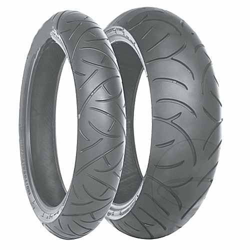 120/70Zr17 (58W) Bt021F Bridgestone Tyre  For Laverda 719.22.55