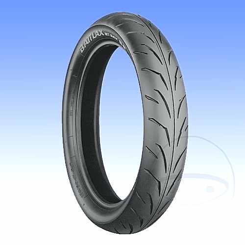 120/80-17 61Stl Bt39Rss Tyre Bs  For Honda 880.22.14