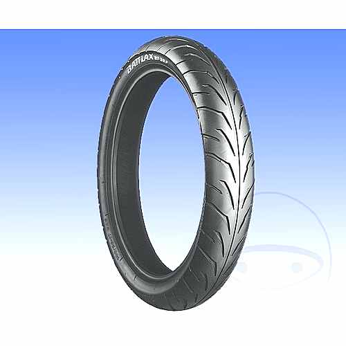 100/80-17 52Htl Bt39F Bridgestone Tyre  For Peugeot 719.79.32