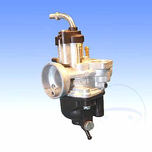 Carburettor D Orto Phva 17.5 E-Choke  For Aiyumo 721.02.30