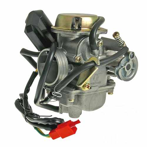 Carburettor 24 Chinese Scooter 125/150Cc  For Rex 721.04.61