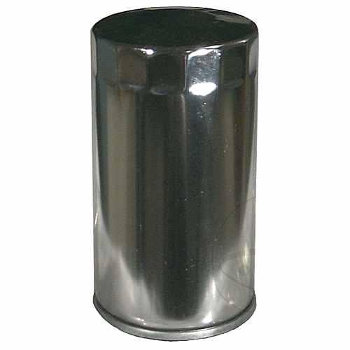 Oil Filter Chrome Hiflo  For Harley Davidson 723.12.93