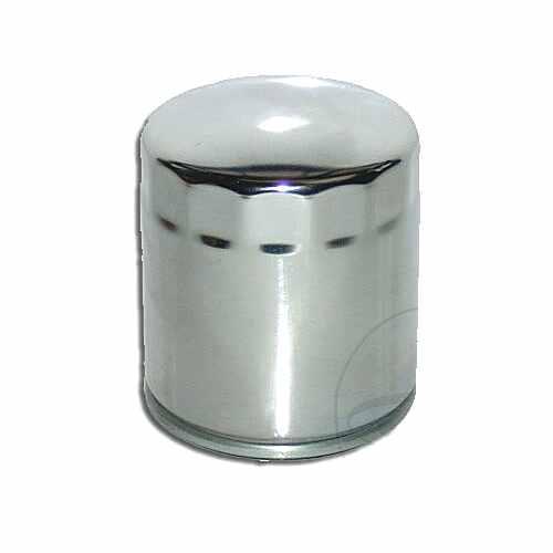 Oil Filter Chrome Hiflo  For Harley Davidson 723.19.88