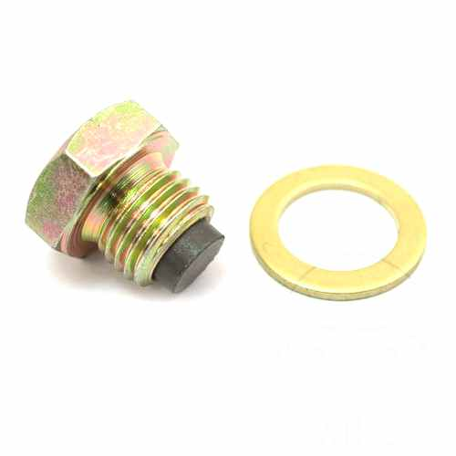 Magnetic Oil Drain Plug Jmp M14X1.50 With Washer  For Honda 723.93.20