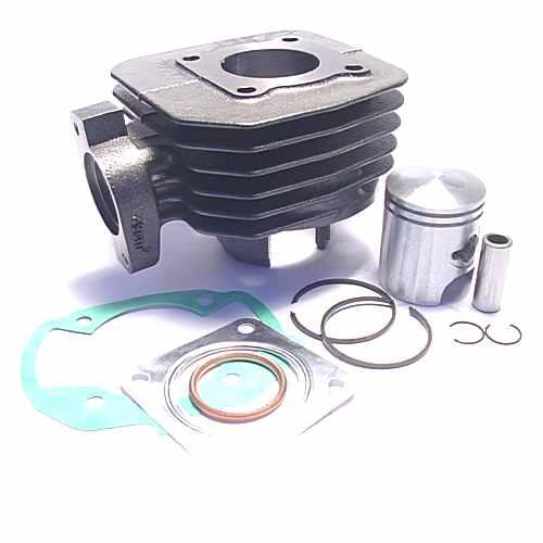 ZYLINDERSATZ Standard Grauguss JMT 5ECKIG cylinder std 50